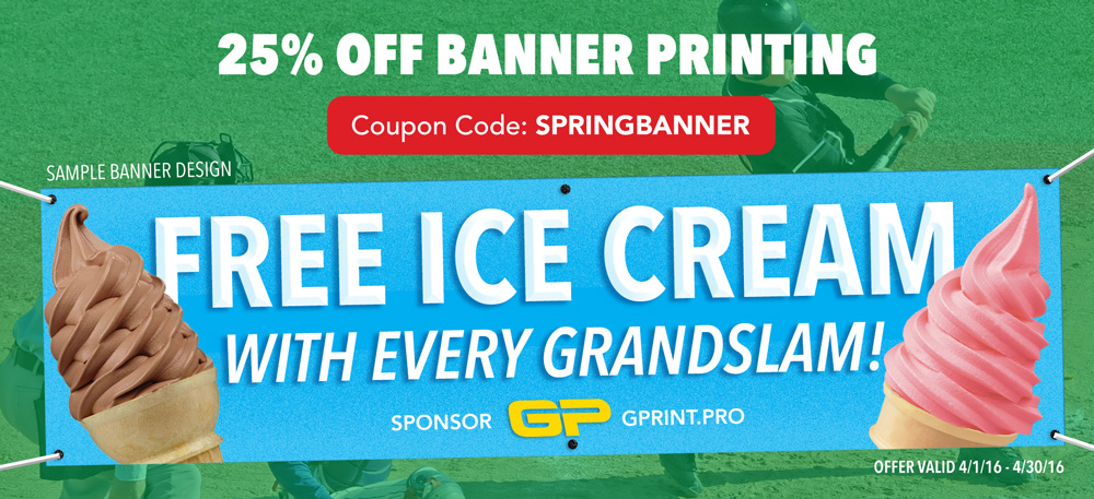 5 tips for a great banner design